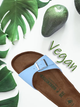 Vegan slippers zonder dierenleed of leder