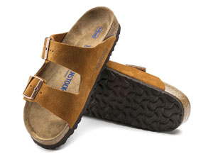 Birkenstock Arizona Mink Slipper